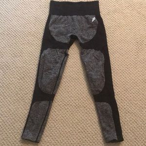 Black DYE leggings